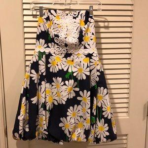 Lilly Pulitzer Daisy Dress- Size 2 NWT